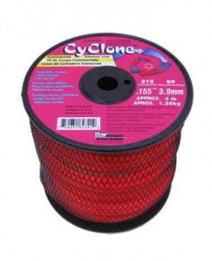 Cyclone CY155S3 6-Bladed String Trimmer Line