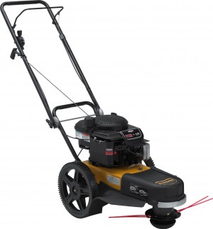 Poulan Pro PPWT60022 Wheeled String Trimmer