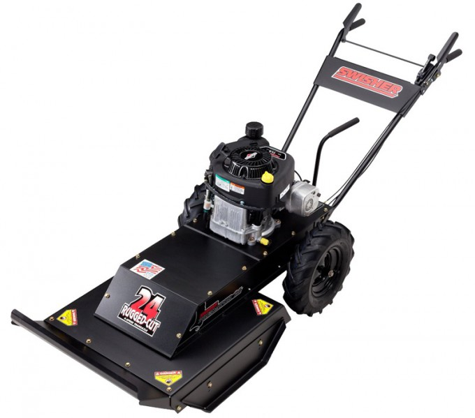 Swisher Walk Behind Rough Cut Mower